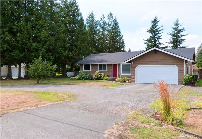 Lynden Single Family Home For Sale: 7379 Hannegan Rd