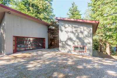 Bellingham WA Single Family Home For Sale: $615,000