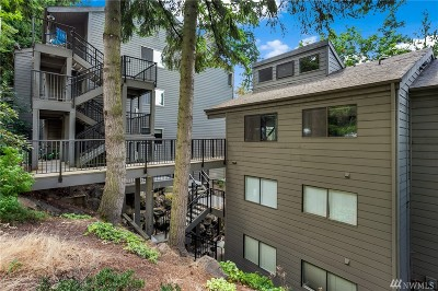 Bellevue Condo/Townhouse For Sale: 12531 NE 23rd Place #C5
