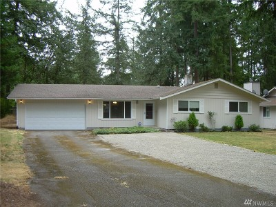 Olympia Single Family Home For Sale: 8533 37th Ct SE