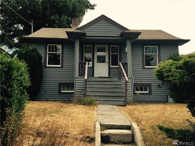 Seattle Single Family Home For Sale: 8018 18th Ave NW