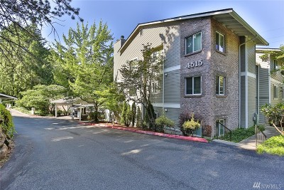 Bellevue Condo/Townhouse For Sale: 4515 125th Ave SE #B205