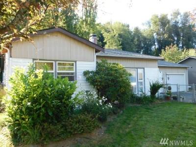 Tumwater Single Family Home For Sale: 5005 Rainier Ave SE
