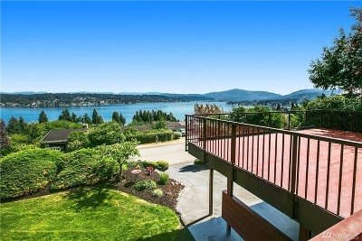 Bellevue Single Family Home For Sale: 2679 169th Ave SE
