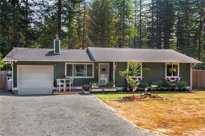 North Bend Single Family Home For Sale: 17228 428th Place SE