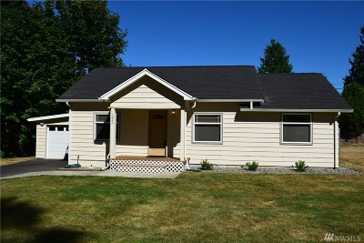 Olympia Single Family Home For Sale: 1222 Quince St NE