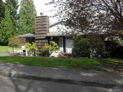 Kirkland Rental For Rent: 13120 134th Ave NE