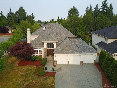 Snohomish Single Family Home For Sale: 15210 62nd Ave SE