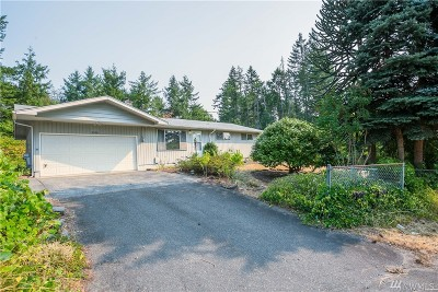 Olympia Single Family Home For Sale: 9320 Pacific Hwy SE