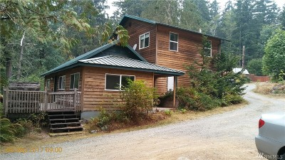 Granite Falls Single Family Home For Sale: 34728 Mountain Loop Hwy