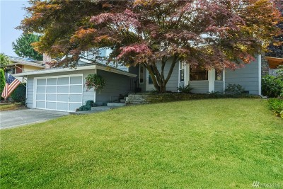 Mount Vernon Single Family Home For Sale: 711 N 18th Place