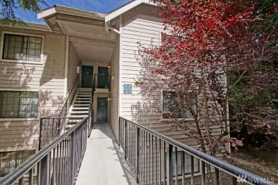 Kirkland Rental For Rent: 12515 NE 116th St #B-23
