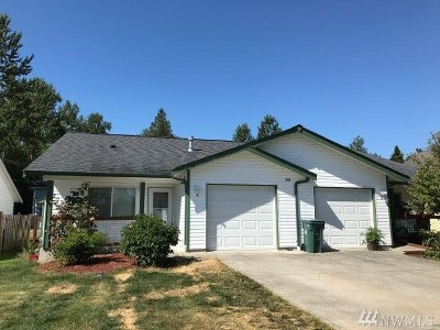 Whatcom County Multi Family Home For Sale: 352 B St #A&B