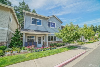 Gig Harbor Condo/Townhouse For Sale: 6424 Hunt Highlands Place