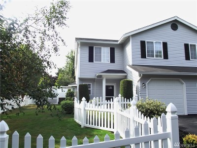 Monroe Condo/Townhouse For Sale: 16848 167th Ave SE