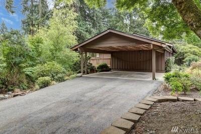 Kirkland Single Family Home For Sale: 13009 NE 74th St