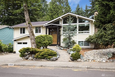 Kirkland Single Family Home For Sale: 12636 NE 109th St