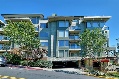 Kirkland Condo/Townhouse For Sale: 220 1st St #108