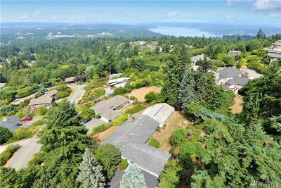 Bellevue Single Family Home For Sale: 5344 153rd Ave SE
