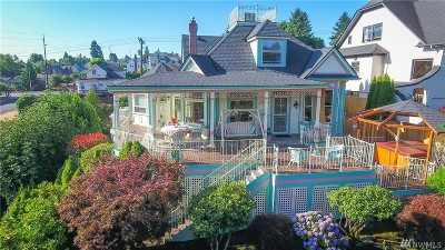 Tacoma Single Family Home For Sale: 3710 N 31st St