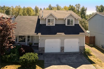 Puyallup Single Family Home For Sale: 8718 136th St E