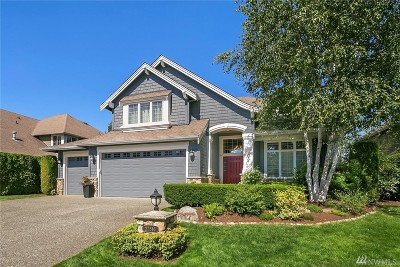 Sammamish Single Family Home For Sale: 27516 SE 30th St