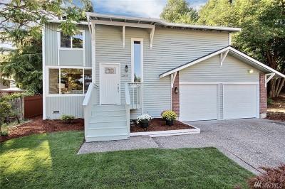 Kirkland Single Family Home For Sale: 12613 93rd Place NE