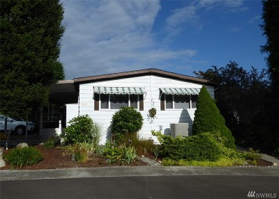 Bothell Mobile Home For Sale: 23825 15th Ave SE #99