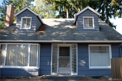 Shoreline Single Family Home For Sale: 1318 N 145th St