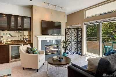 Seattle Condo/Townhouse For Sale: 526 1st Ave S #206