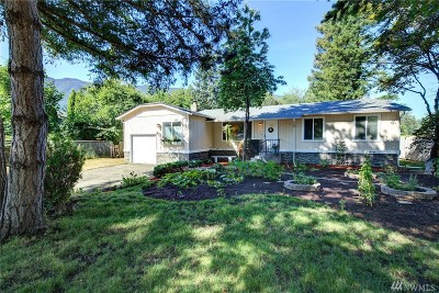 North Bend Single Family Home For Sale: 12215 413th Ave SE