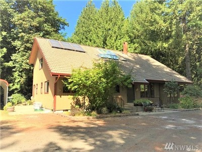 Olympia Single Family Home For Sale: 4122 20th Lane NW
