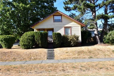 Bellingham Single Family Home For Sale: 1101 E North St