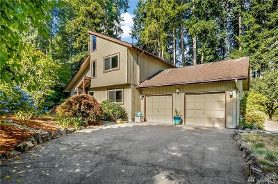 Woodinville Single Family Home For Sale: 16217 178th Place NE