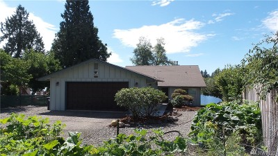 Olympia Single Family Home For Sale: 4844 Lakemont Dr SE