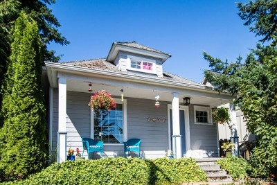 Tacoma Single Family Home For Sale: 2322 S Hosmer