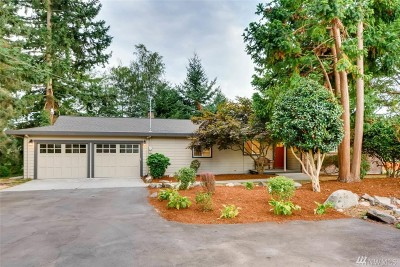 Lynnwood Single Family Home For Sale: 3902 177th Place SW