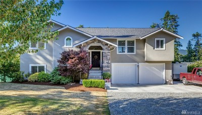 Bow Single Family Home For Sale: 4943 Samish Terrace Rd