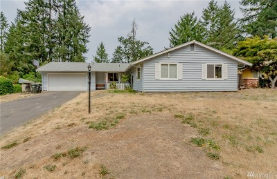 Olympia Single Family Home For Sale: 7040 Sierra Dr SE