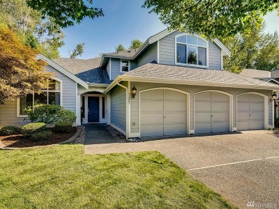 Kirkland Single Family Home For Sale: 11321 NE 144th Place