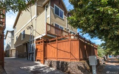 Seattle Single Family Home For Sale: 5971 Rainier Ave S #B