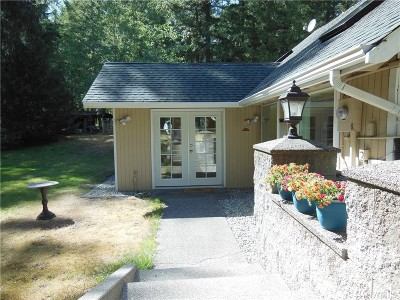 Olympia Single Family Home For Sale: 4830 103rd Ave SE