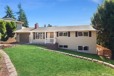 King County Single Family Home For Sale: 14405 SE 86th St