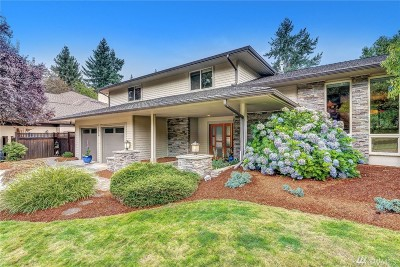 Bellevue Single Family Home For Sale: 1916 180th Ave NE