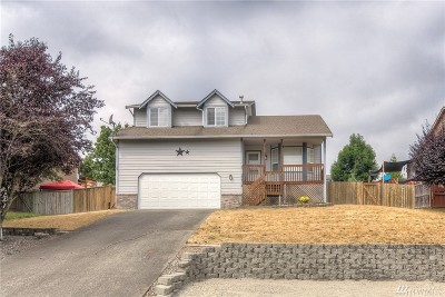 Puyallup Single Family Home For Sale: 13714 69th Av Ct E
