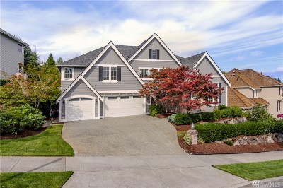 Snoqualmie Single Family Home For Sale: 6625 Fairway Ave SE