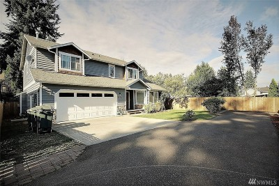 Seattle, Bellevue, Kenmore, Kirkland, Bothell Single Family Home For Sale: 19722 61st Place NE