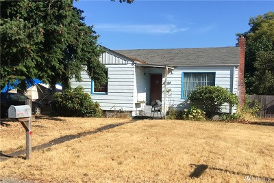 Lakewood Single Family Home For Sale: 6023 99th St SW