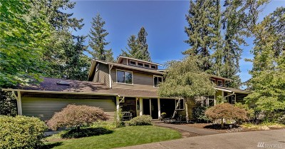Puyallup Single Family Home For Sale: 3713 Rodesco Dr SE
