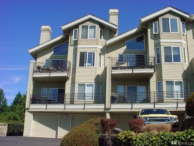 Kenmore Condo/Townhouse For Sale: 6100 NE 181st St #5